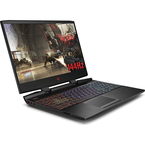 HP Omen 15.6 i5 GTX1050 Gaming Laptop Repairs